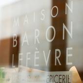 Logo MAISON BARON LEFÈVRE