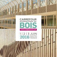 Logo CARREFOUR INTERNATIONAL DU BOIS