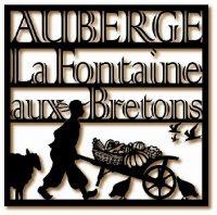 Logo AUBERGE LA FONTAINE AUX BRETONS