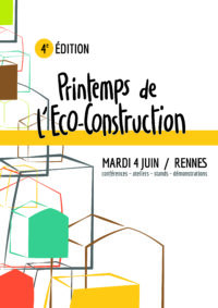 Logo PRINTEMPS DE L'ECO-CONSTRUCTION